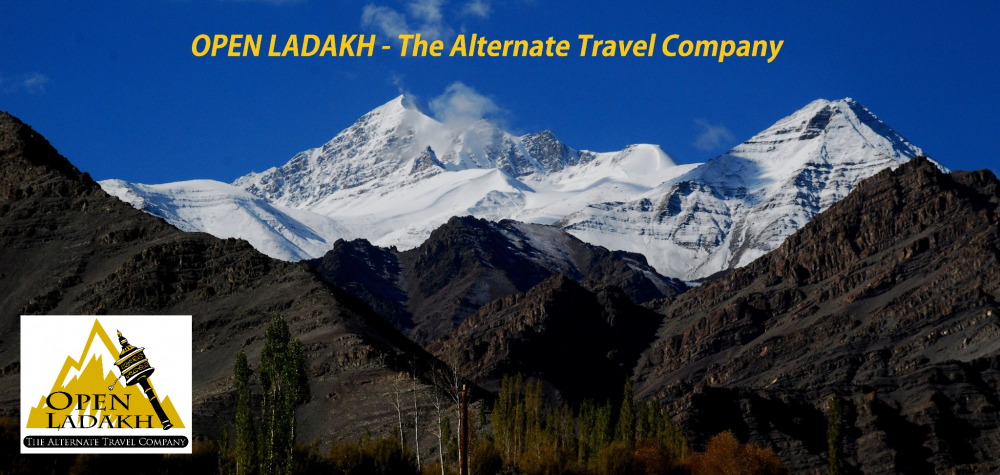 Open Ladakh – The Alternate Travel Company